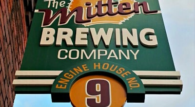 Photo of Nightclub The Mitten Brewing Co. at 527 Leonard St Nw, Grand Rapids, MI 49504, United States