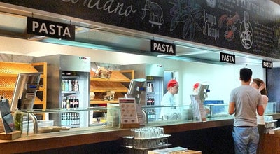 Photo of Italian Restaurant Vapiano at St. Petersburger Strasse 26, Dresden 01069, Germany