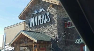 Photo of American Restaurant Twin Peaks Restaurants at 7325 W Taft St, Wichita, KS 67209, United States