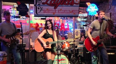 Photo of Nightclub Layla's Bluegrass Inn at 418 Broadway, Nashville, TN 37203, United States