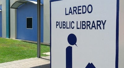 Photo of Library Laredo Public Library at 1120 E Calton Rd, Laredo, TX 78041, United States