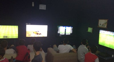 Photo of Arcade Ceylan Fast Food & Playstation Salonu at Ali Çetinkaya Mah., Ayvalık 10400, Turkey