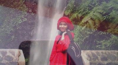 Photo of Water Park Air terjun Kakek Bodo at Jl. Raya Tretes, Pasuruan, Indonesia
