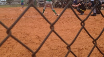 Photo of Baseball Field Pop Travers Softball Fields at Sw 63rd Ave, Plantation, FL 33317, United States