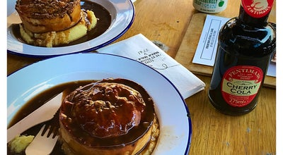 Photo of Pie Shop Pieminister at Gabriel's Wharf, South Bank SE1 9PP, United Kingdom