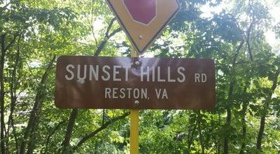 Photo of Trail W&OD @ Sunset Hills at Reston, VA 20190, United States