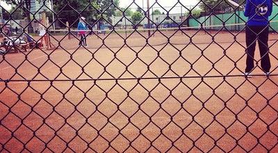 Photo of Tennis Court Tennisvereniging Presikhaaf at Zorgvlietstraat 4, Arnhem 6825 AX, Netherlands