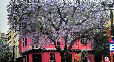 Photo of Tourist Attraction Barrio Lastarria at Jose Victorino Lastarria Street, Santiago, Chile