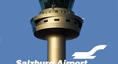 Photo of Airport Salzburg Airport W. A. Mozart (SZG) at Innsbrucker Bundesstrasse 95, Salzburg 5020, Austria