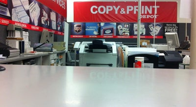 Photo of Paper / Office Supplies Store Office Depot at 703 N Airline Hwy, Gonzales, LA 70737