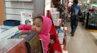 Photo of Bookstore Gramedia at Jalan Veteran No. 61, Banjarmasin, Indonesia