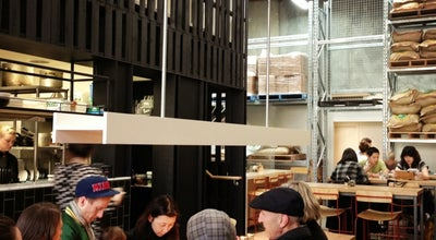 Photo of Cafe Industry Beans at Warehouse 3, Cnr Rose & Fitzroy Streets, Fitzroy, Vi 3065, Australia