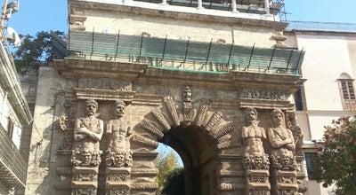 Photo of Historic Site Porta Nuova at Corso Vittorio Emanuele, Palermo, Italy
