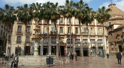 Photo of Monument / Landmark Plaza de la Constitucion at Malaga 29008, Spain