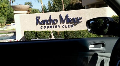 Photo of Golf Course Rancho Mirage Country Club at CA, United States