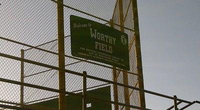 Photo of Baseball Field Worthy Softball Fields at 1801-1871 17th St, Huntington Beach, CA 92648, United States