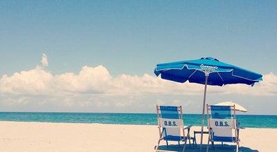 Photo of Beach Delray Municipal Beach at Ocean Blvd/a1a, Delray Beach, FL 33483, United States