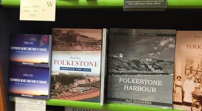 Photo of Bookstore Waterstones at 16 Sandgate Rd, Folkestone CT20 1DP, United Kingdom