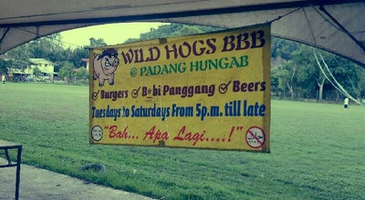 Photo of BBQ Joint Wild Hogs BBB at Padang Siol, Kg. Hungab, Penampang 89500, Malaysia