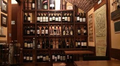 Photo of Mediterranean Restaurant Enoteca Ai Artisti at Fondamenta Della Toletta, Dorsoduro 1169/a, Venice 30123, Italy
