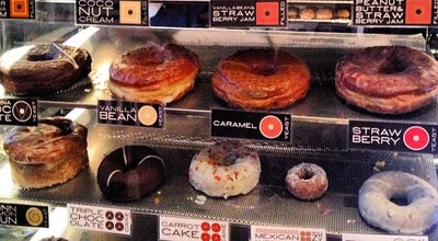 Photo of Donut Shop Doughnut Plant NYC at 220 W 23rd Street, New York, NY 10011, United States