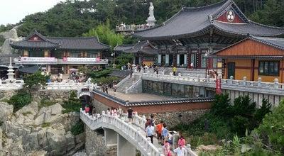 Photo of Temple 해동용궁사 at 기장군 기장읍 용궁길 86, Busan 619-902, South Korea