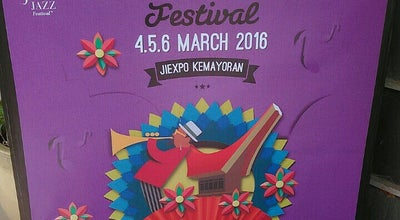 Photo of Music Venue PT Java Festival Production at Simprug Gallery Blok A1, Jakarta Selatan 12220, Indonesia
