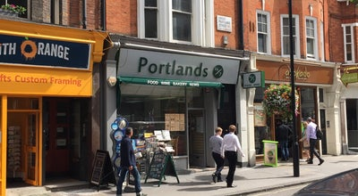 Photo of Convenience Store Portlands at 104 Great Portland Street, London, United Kingdom