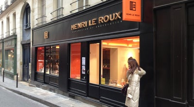 Photo of French Restaurant Henri Le Roux Caramelier-Chocolatier at 1 Rue De Bourbon Le Chateau, Paris 75006, France