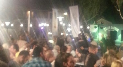 Photo of Nightclub Beer Garden Sarona at רחוב אלוף אלברט מנדלר 3, Tel Aviv 6107038, Israel