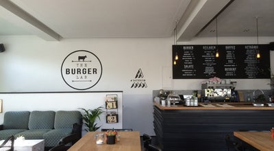 Photo of American Restaurant The Burger Lab at Max-brauer-allee 251, Hamburg 22769, Germany