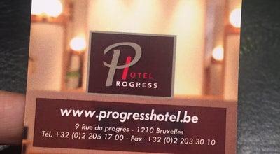 Photo of Hotel Progress Hotel at Rue Du Progres 9-13, Saint-Josse-ten-Noode 1210, Belgium