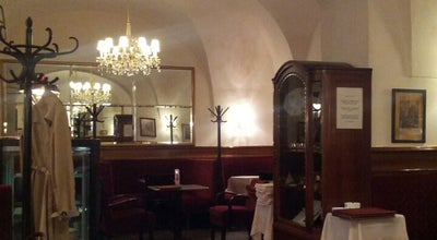 Photo of German Restaurant Cafe Frauenhuber at Himmelpfortgasse 6, Vienna 1010, Austria