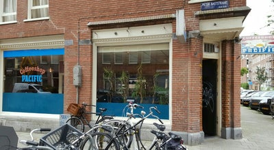 Photo of Coffee Shop Pacific at Balthasar Floriszstraat 10hs, Amsterdam 1071 VC, Netherlands