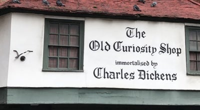 Photo of Tourist Attraction Old Curiosity Shop at 13-14 Portsmouth St, London, United Kingdom