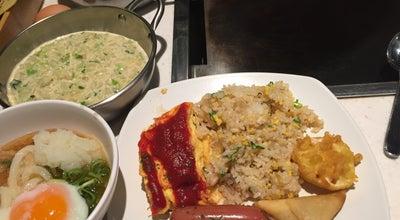 Photo of Japanese Restaurant Teppan Buffet Green's K Kadoma at 島頭3-8-13, Kadoma 571-0016, Japan