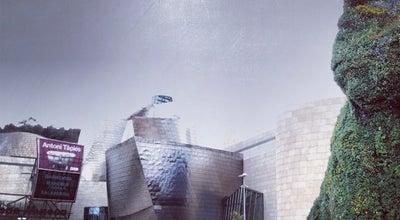 Photo of Park Explanada del Museo Guggenheim at Spain