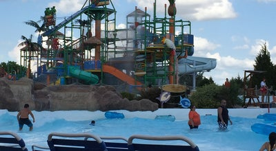 Photo of Water Park Hawaiian Falls at 4400 Paige Rd, The Colony, TX 75056, United States