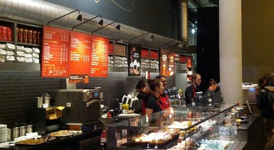 Photo of Coffee Shop Starbucks at Damrak 80/81, Amsterdam 1012 LN, Netherlands