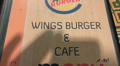 Photo of Burger Joint Wings  Burger N Cafe at Nepal