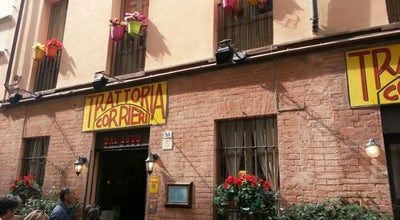 Photo of Italian Restaurant Trattoria Corrieri at Via Conservatorio, 1, Parma 43121, Italy