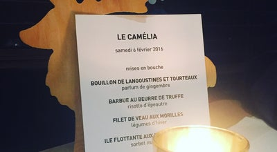 Photo of French Restaurant Le Camelia at 7 Quai Georges Clemenceau, Bougival 78380, France