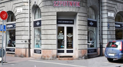 Photo of Tourist Attraction Szputnyik Shop at Dohány Utca 20, Budapest 1074, Hungary