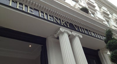 Photo of Hotel Henry VIII Hotel at 23 Leinster Gardens, London W2 3AN, United Kingdom