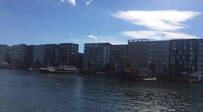 Photo of Pier Havnebusstop - Teglholmen at Støberigade, København 2450, Denmark