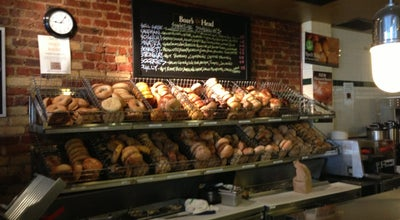Photo of Restaurant Brooklyn Bagel & Coffee Company at 3509 Ditmars Blvd, Astoria, NY 11105, United States