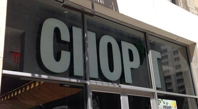 Photo of Restaurant Chop't Creative Salad Company at 1376 3rd Ave, New York City, NY 10075, United States