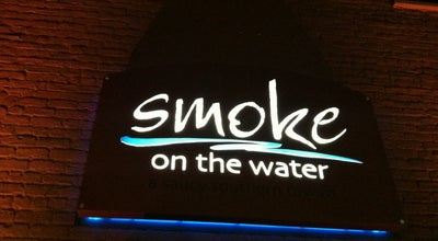 Photo of American Restaurant Smoke On The Water at 1 Augusta St, Greenville, SC 29601, United States