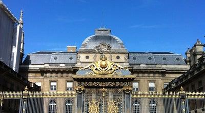 Photo of Monument / Landmark Palais de justice de Paris at Palais De La Cite, Paris 75001, France
