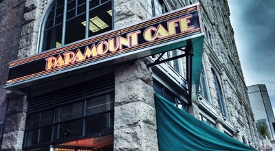 Photo of Restaurant Paramount Cafe at 519 16th St, Denver, CO 80202, United States
